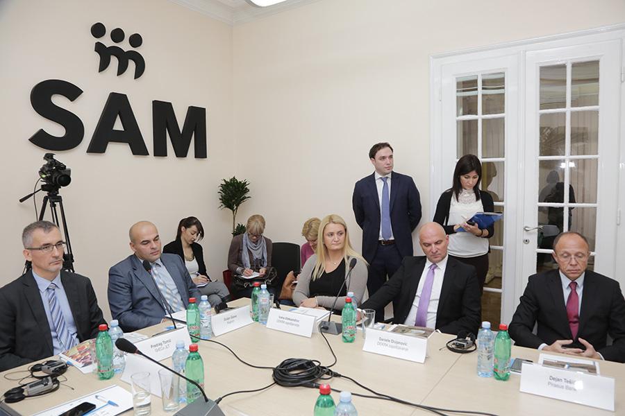 Saradnja između Senata privrede Srbije i Srpske asocijacije menadžera – 16/11/2014