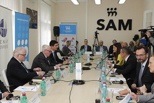 Potpisan Memorandum o saradnji između Senata privrede Srbije i Srpske asocijacije menadžera