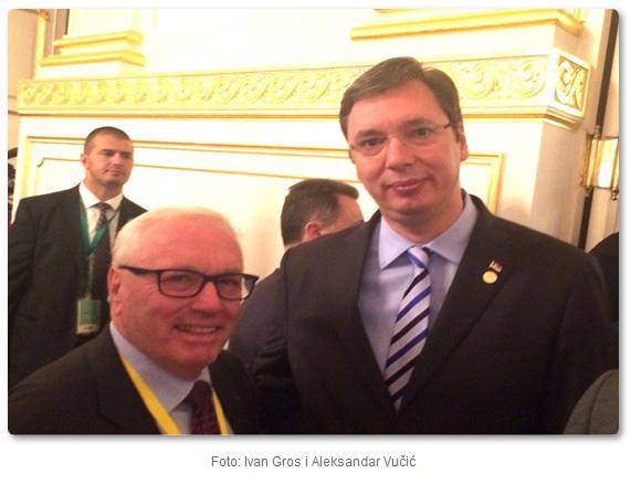 Senat privrede Srbije na West Balkan Summit