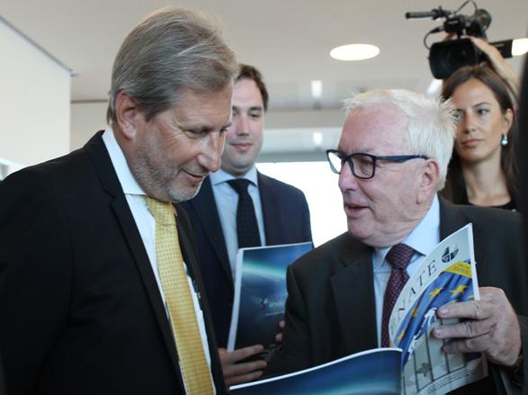 Han: EU je naš strateški interes