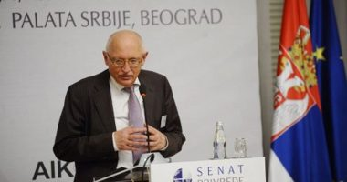 VERHEUGEN: Srbija je uspešan primer evrointegracija