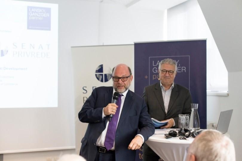 Lanski: Međusobne blokade sputavaju Balkan