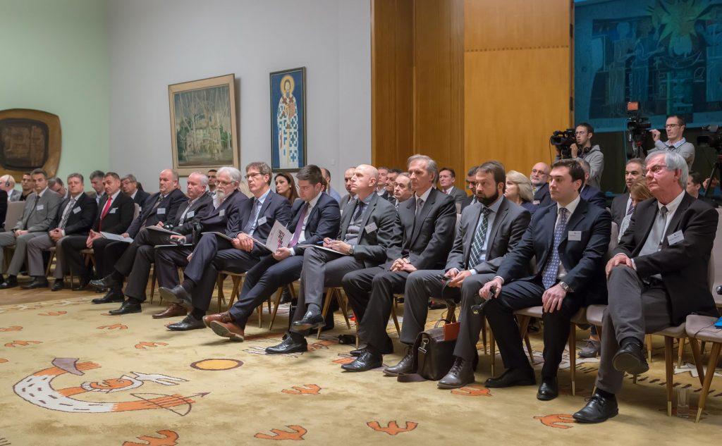 Druga Godišnja Konvencija u Palati Srbija – 06/12/2016