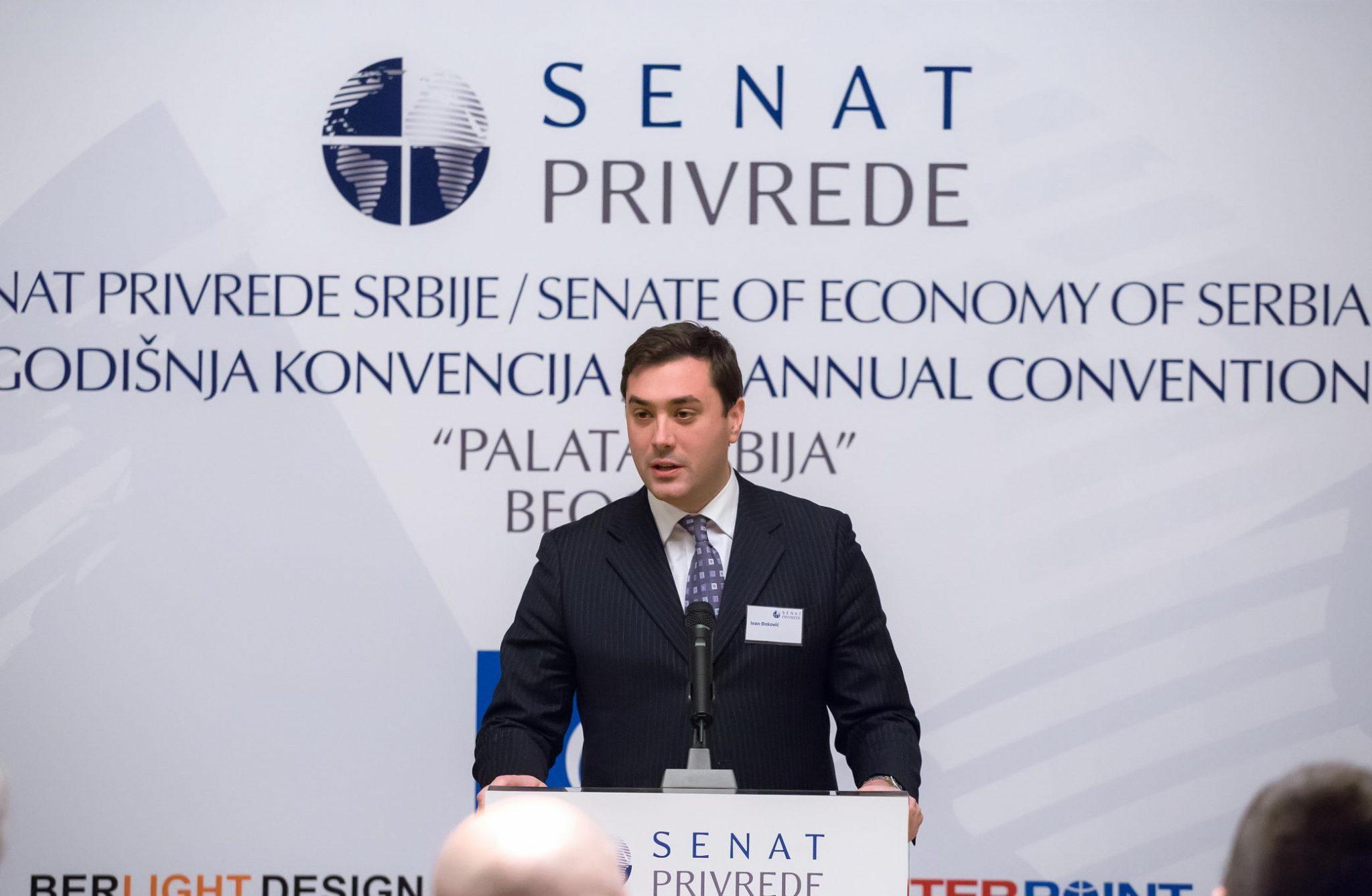 I. Đoković: Naredni korak vlade – seča parafiskala