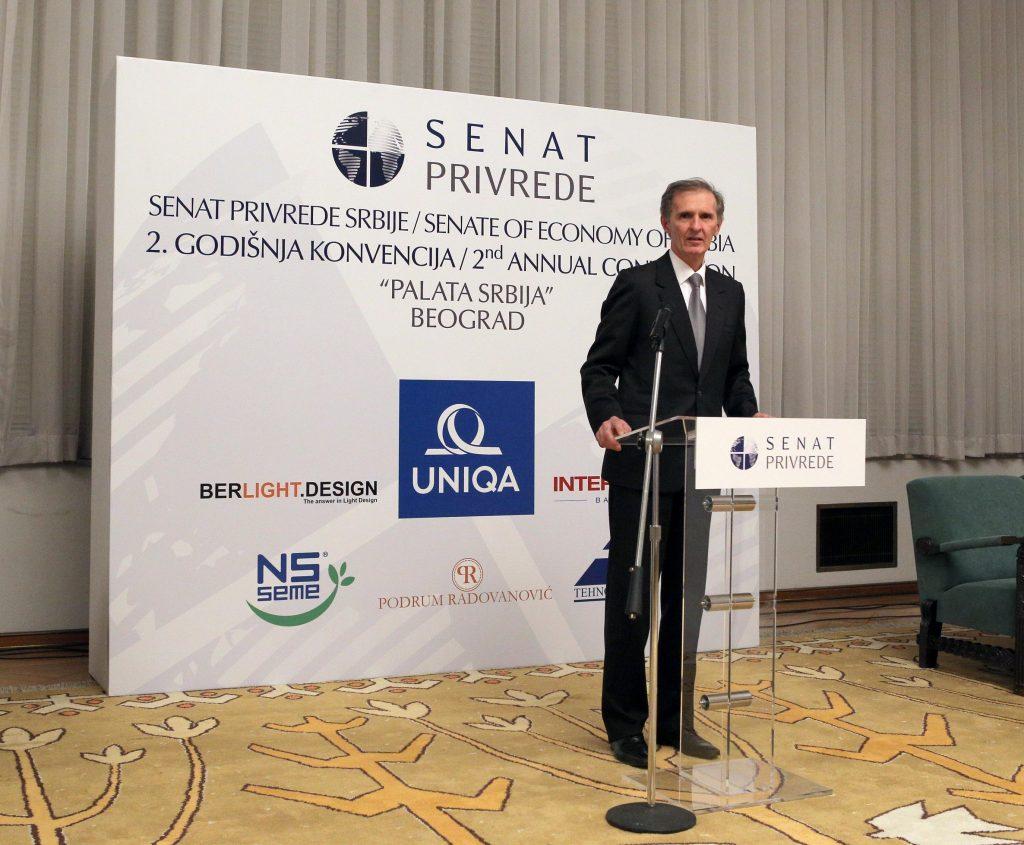 D. Marić: Reforme zaslužne za porast stranih investicija