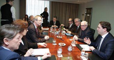 Lajtl u Beogradu o saradnji sa Senatom privrede Srbije