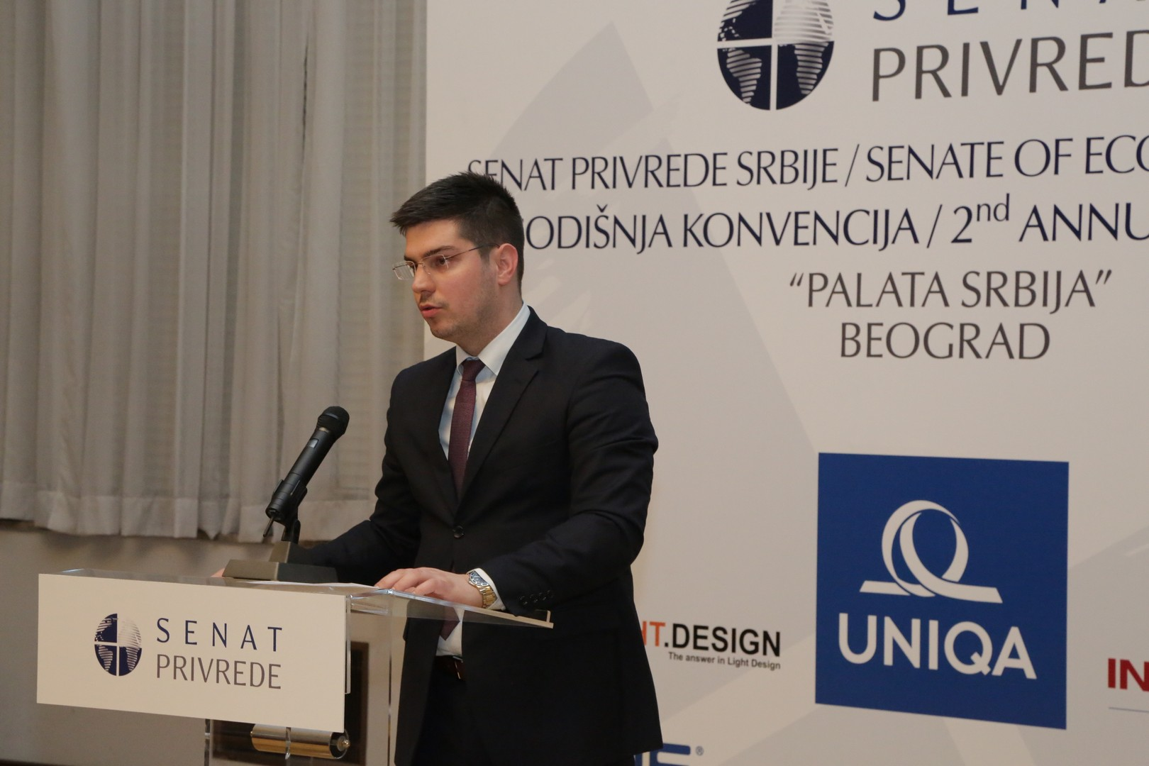 A. Kemeviš pozvao investitore: Ulažite u srpsku privredu