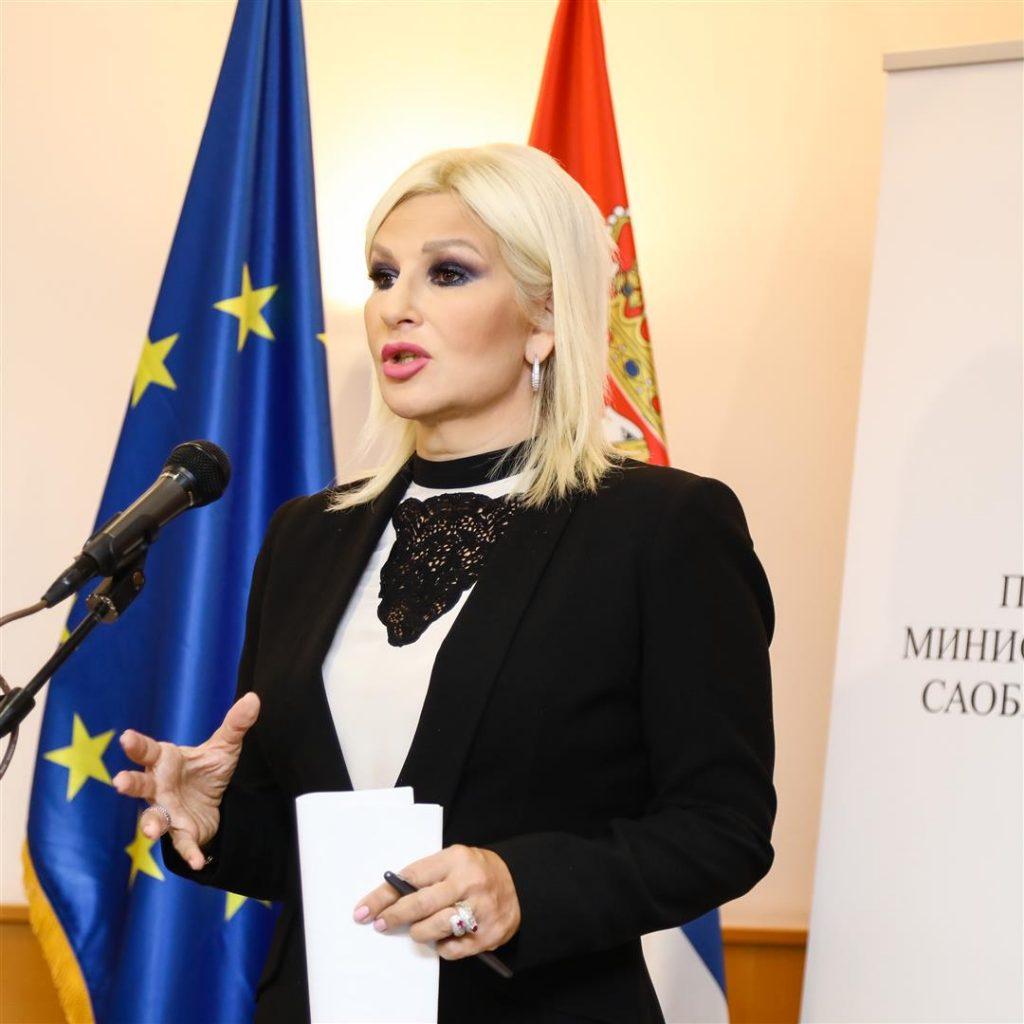 Mihajlović: Pomoć privatnom sektoru