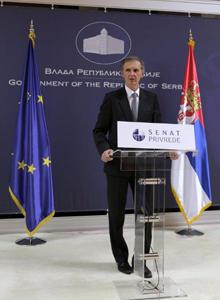 Podrška Senata privredi Srbije