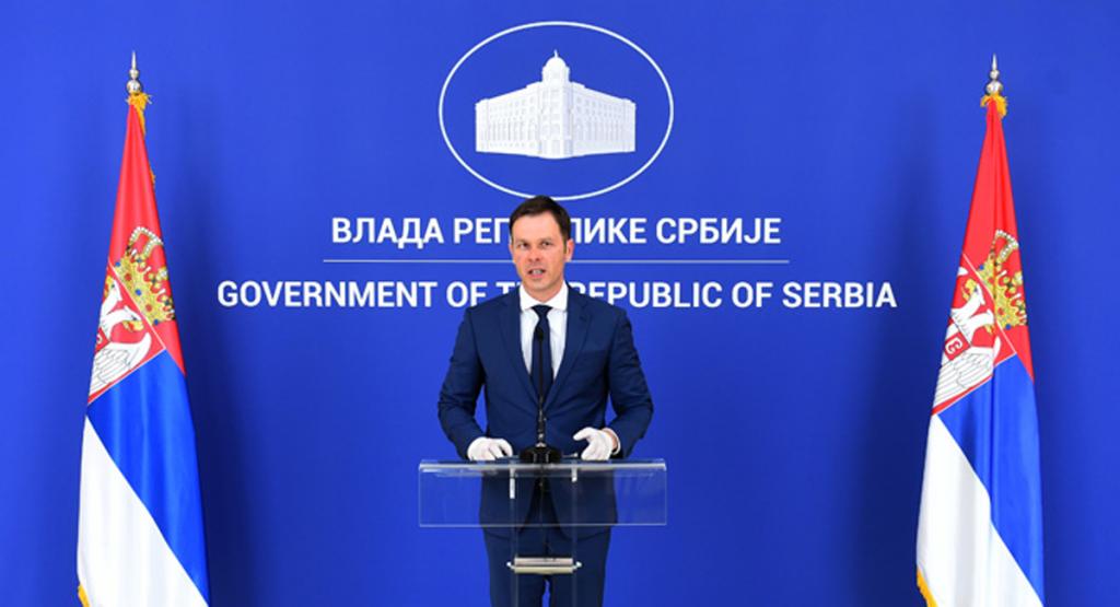 Pomoć za EPS, Er Srbiju...